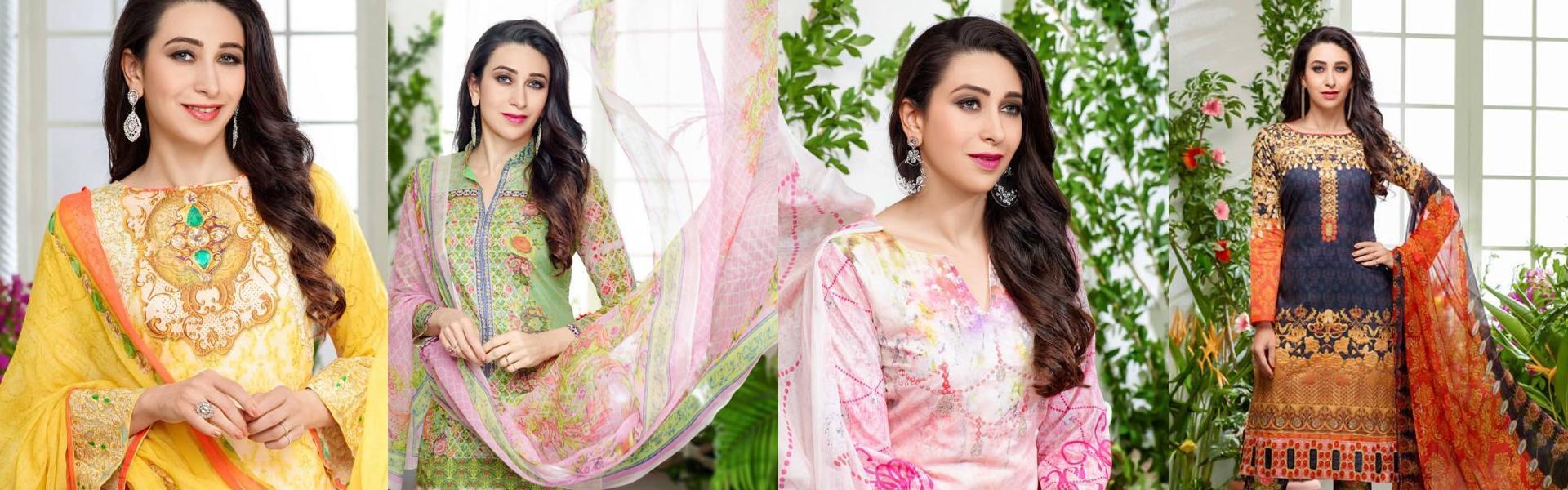 Pakistani Style Straight Suits