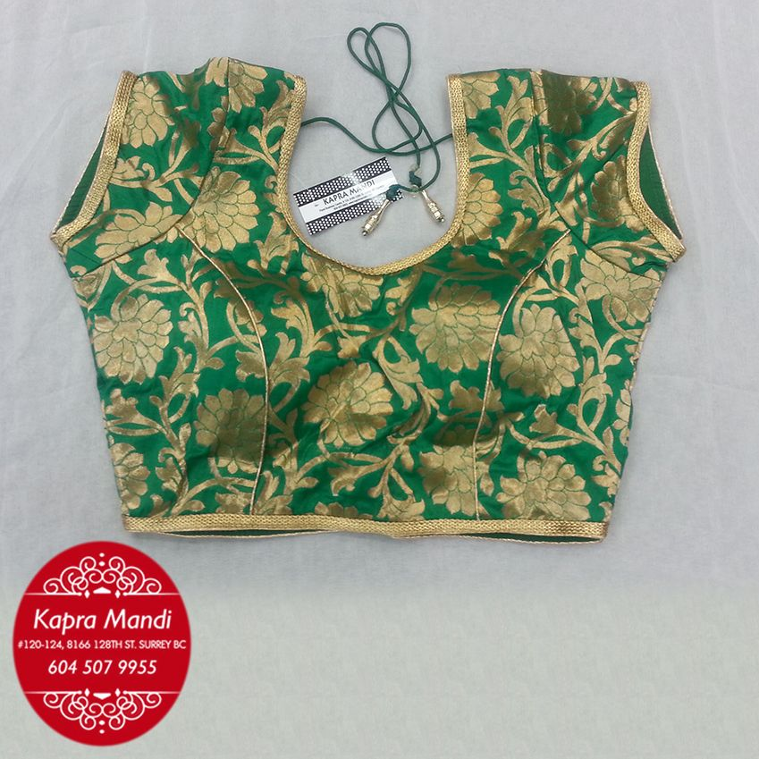 1f96250012b68c Readymade Designer Blouses - KPBI01 - Kapra Mandi - Fabric Store in ...