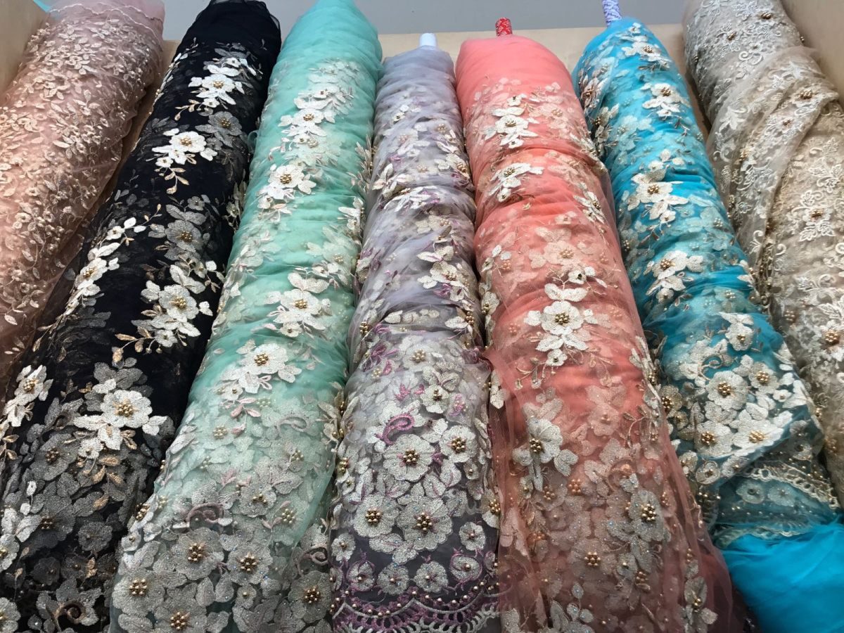 Fashion Fabric New Shipment