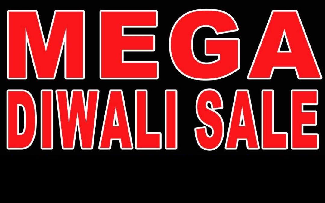 MEGA DIWALI SALES