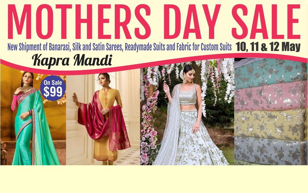 Mother's Day Special Sales