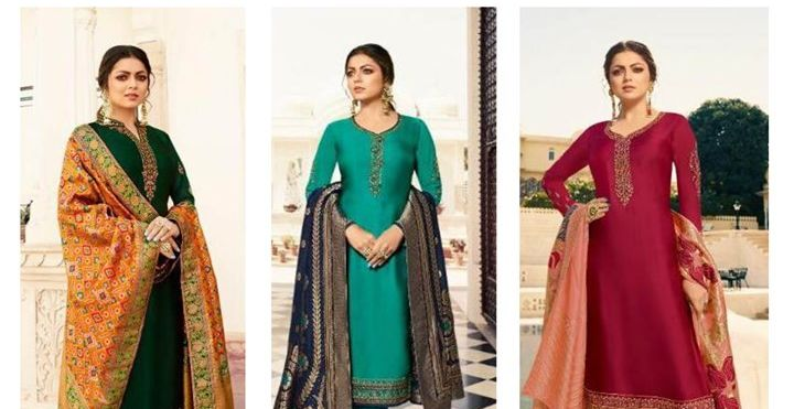 Readymade Suits, Dupattas & Fabric for Suits on Sale
